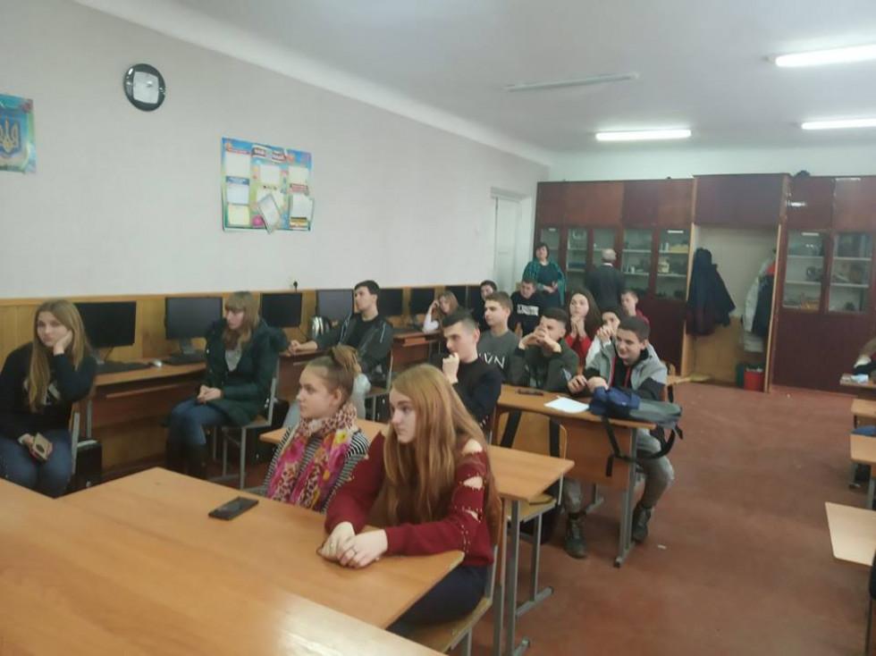 У Турійській школі пройшов всесвітній день безпечного Інтернету