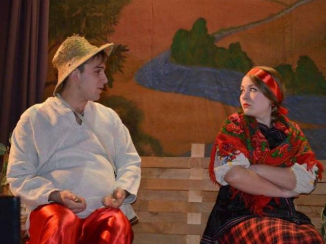 Театральна муза оселилася у Соловичах