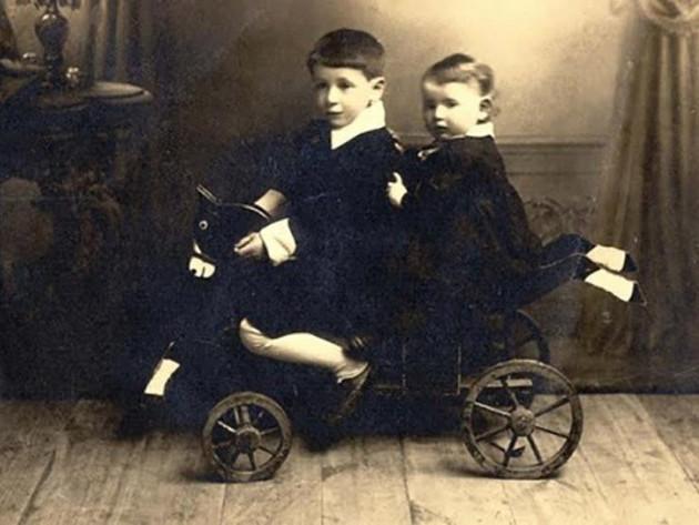 Дитяча мода післявоєнних часів була особливою