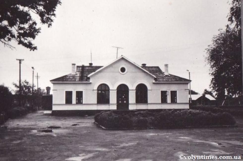 Станція Рожище