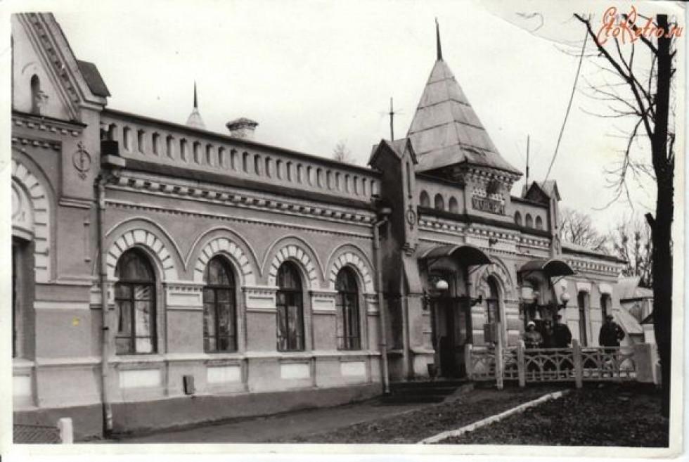 Станція Маневичі