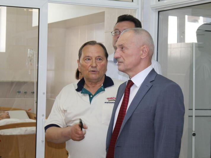 Іван Сидор та Олександр Савченко