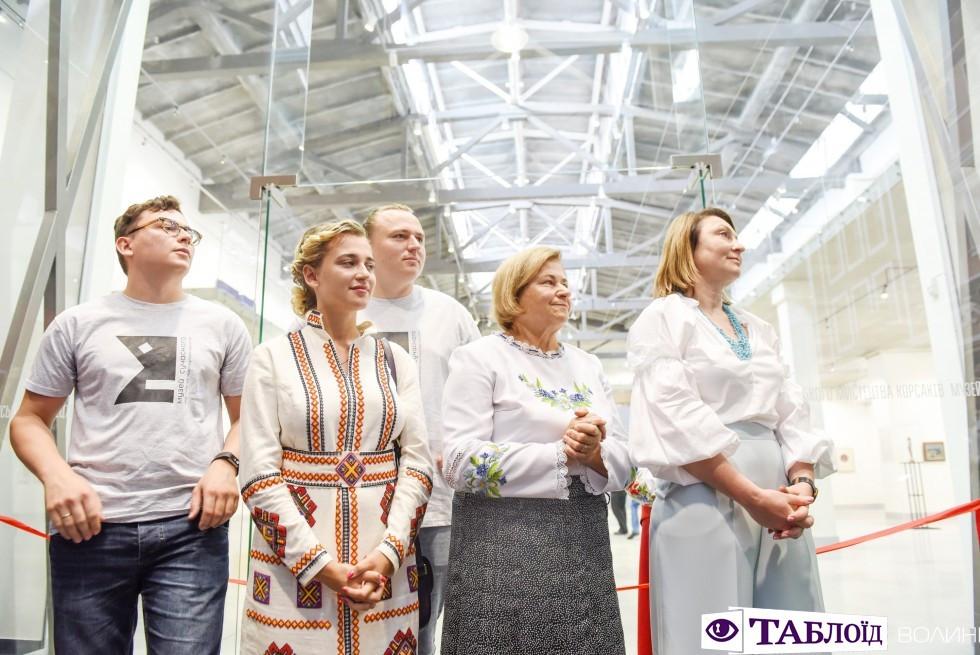 Сім'я Віктора Корсака: сини, племінниця, мама і дружина