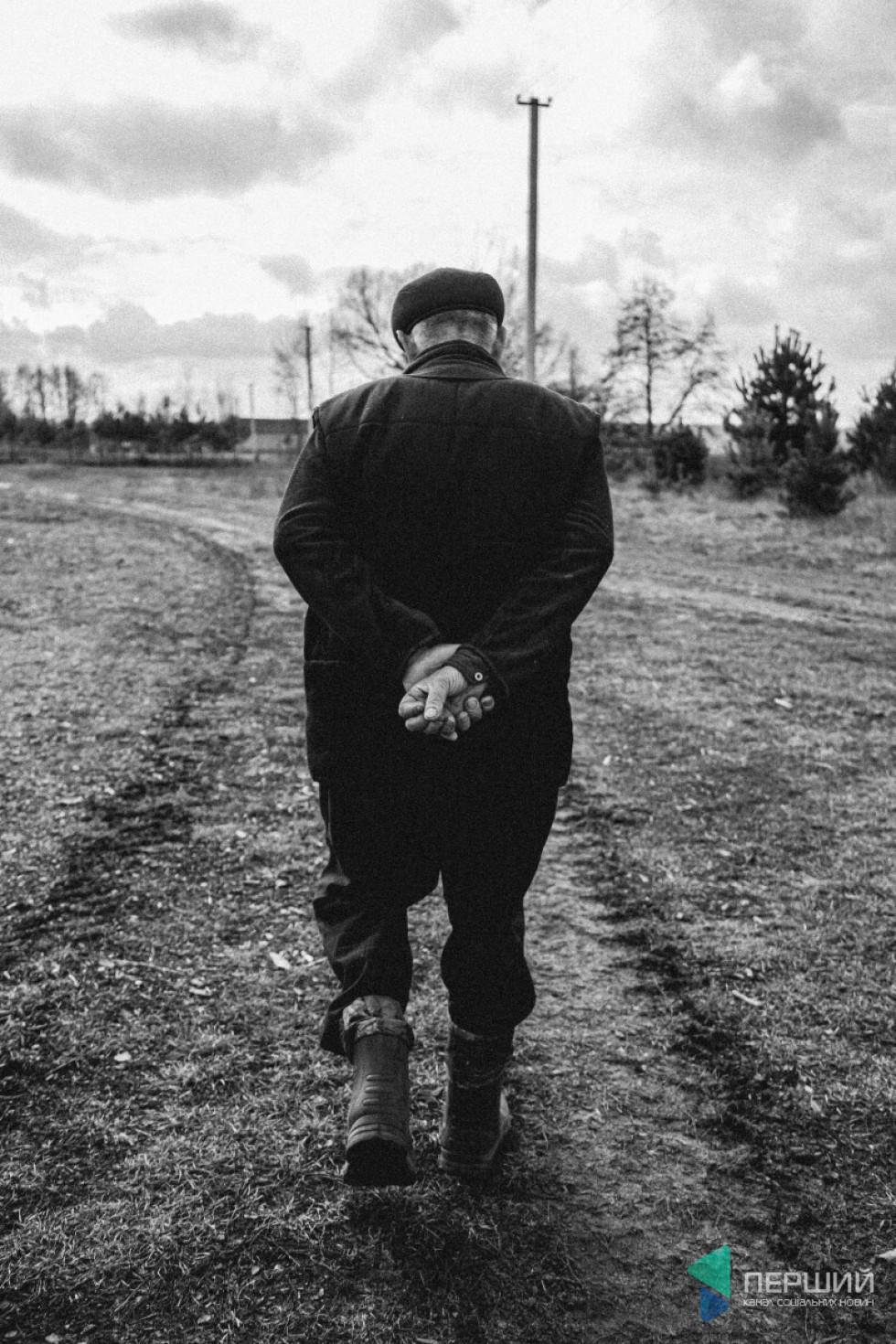 «Мій дід теж був поляк, а баба Палажка – укрАїнка».