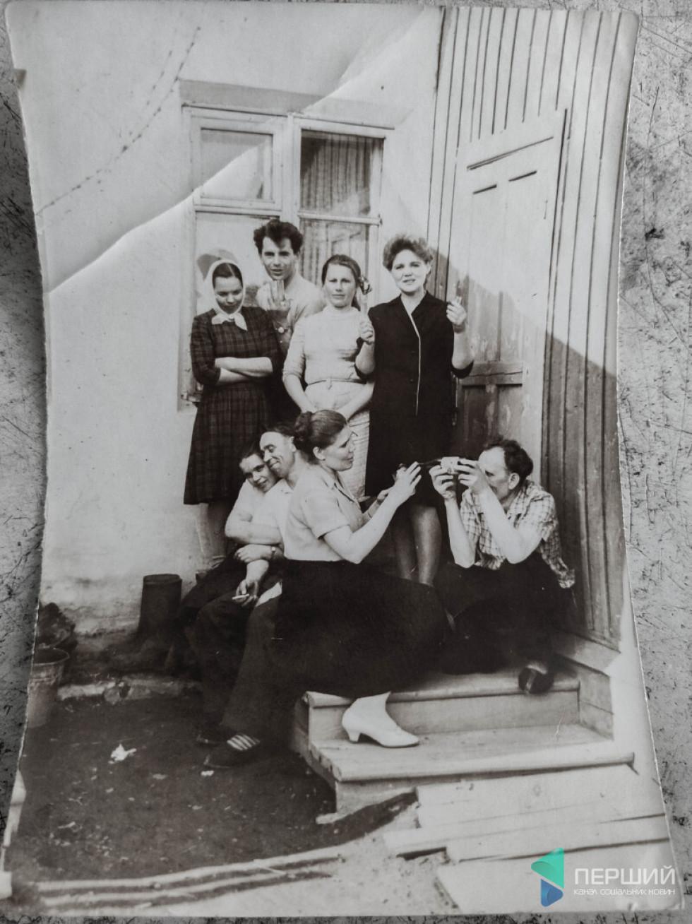 У Приморському краї, де Зламанці певний час жили і працювали. 1964