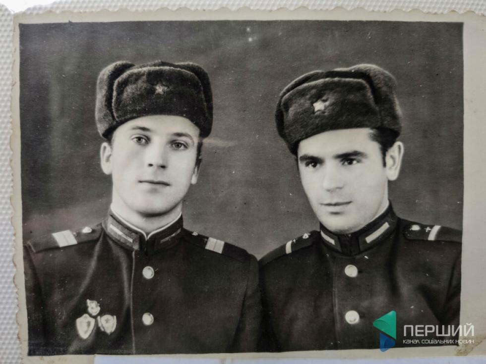 В армії. 1961-1962