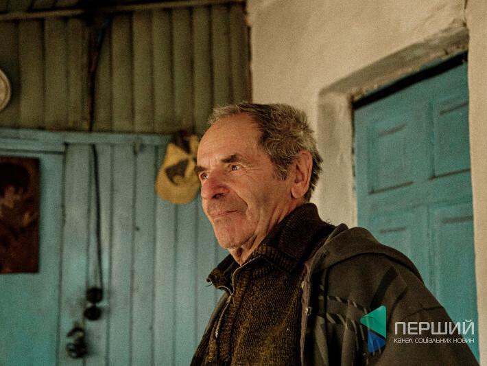 Йосип Зламанець із села Гайки на Волині