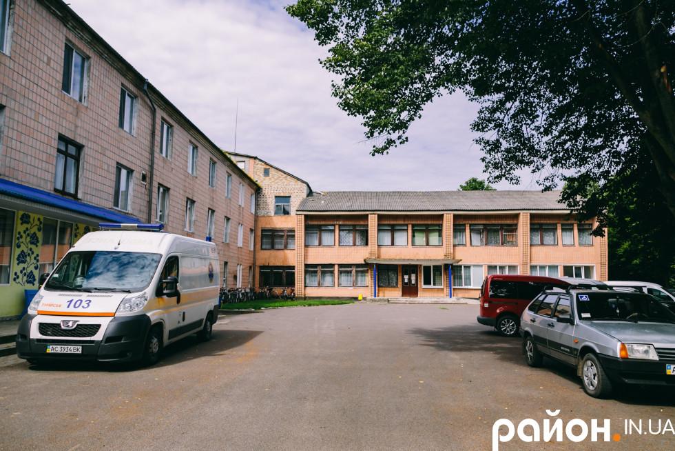 Турійська центральна районна лікарня