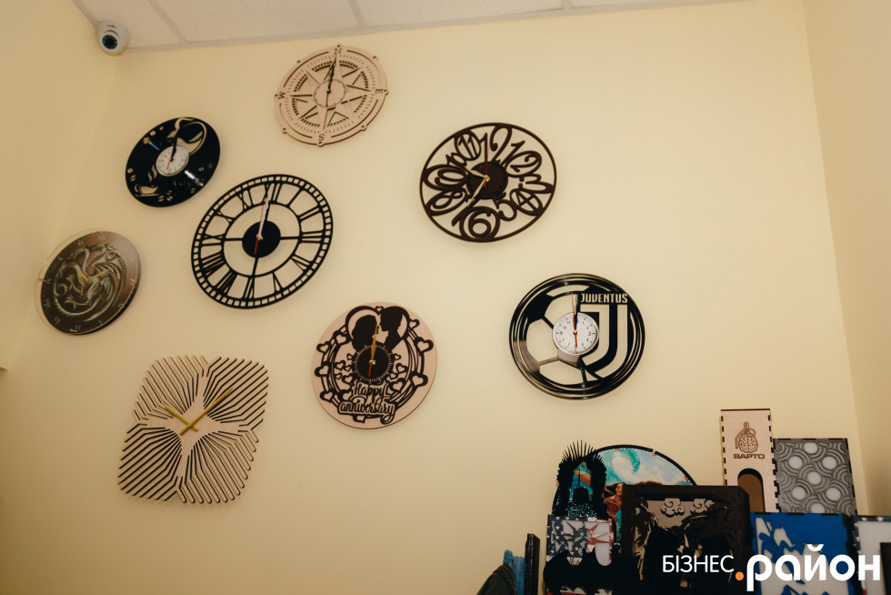 Кастомні годинники